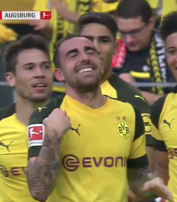 Paco Alcacer Stats
