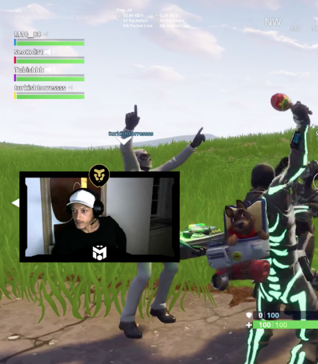 Mesut Ozil Fortnite