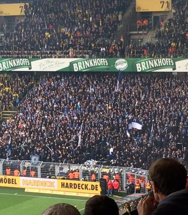 Dortmund vs Hertha Highlights