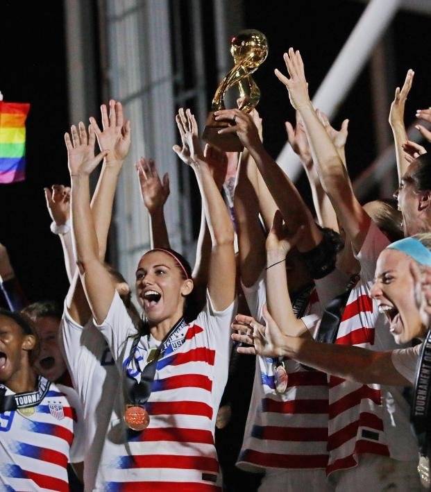 USWNT Record
