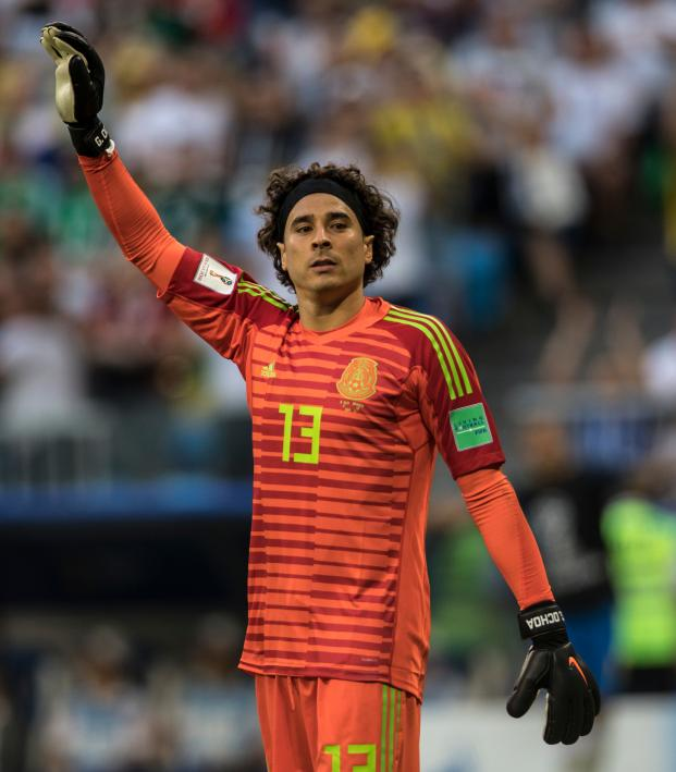 d57e6d025 Mexico vs Argentina Highlights  Memo Ochoa Comes Up Big