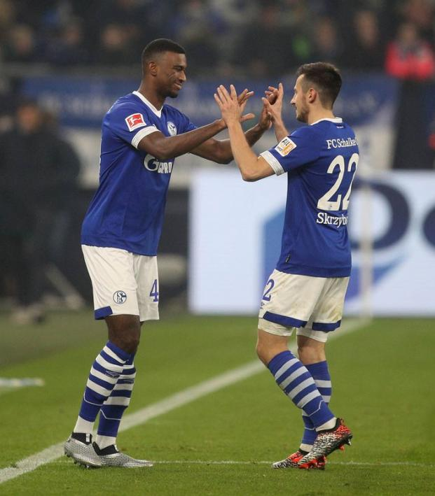Haji Wright Schalke Debut