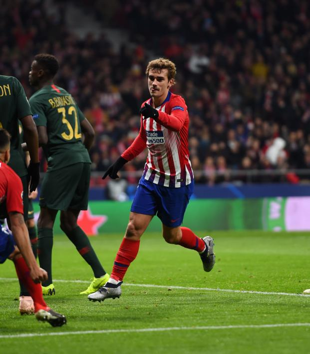 Atletico vs Monaco Highlights