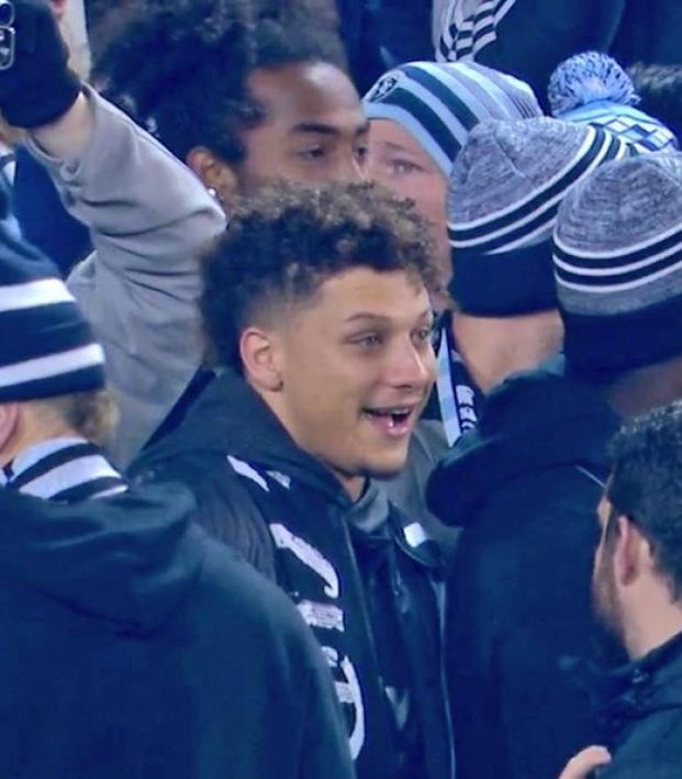 Mahomes Sporting KC