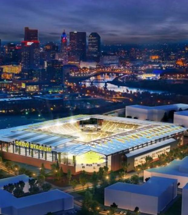 Columbus Crew new stadium