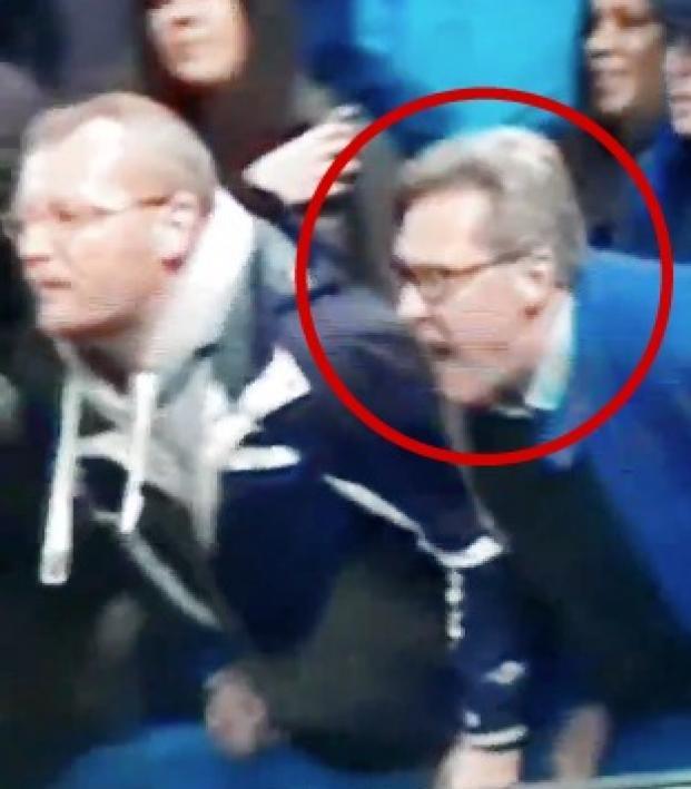 Chelsea Racist Fan