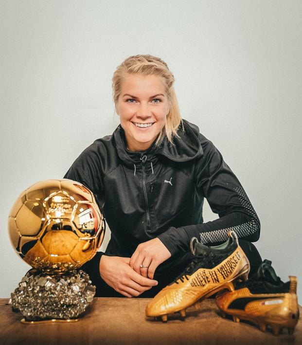 Ada Hegerberg Boots