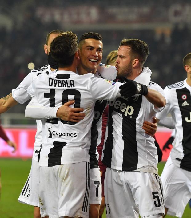 Cristiano Ronaldo Goal vs Torino