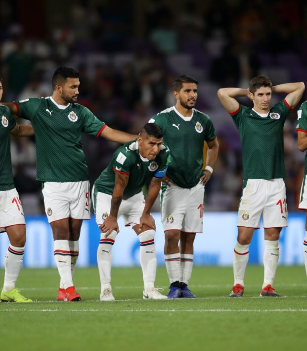 4bfcfd3a788 Chivas Club World Cup Campaign Ends In Embarrassing Defeat