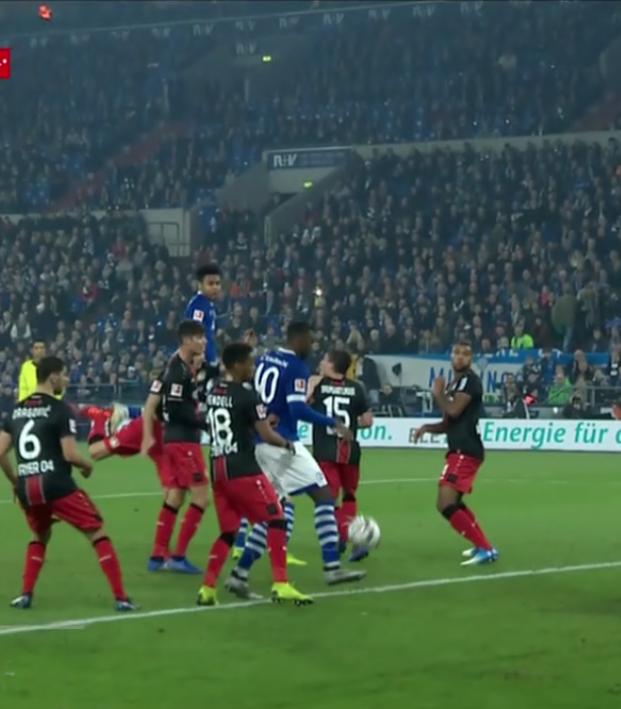 Haji Wright Goal vs Leverkusen