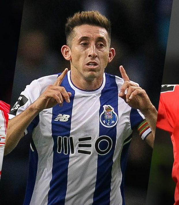 Mexican Players Abroad