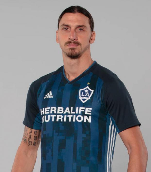 finest selection 4610d 23c1b LA Galaxy 2019 Jersey Reveal, Zlatan Promises To Break Every ...