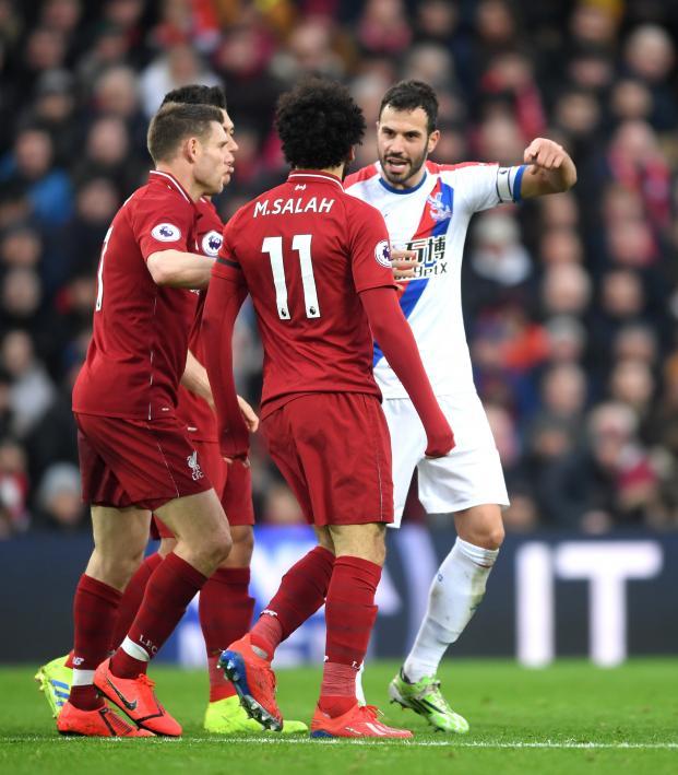 Liverpool vs Crystal Palace Highlights 2019