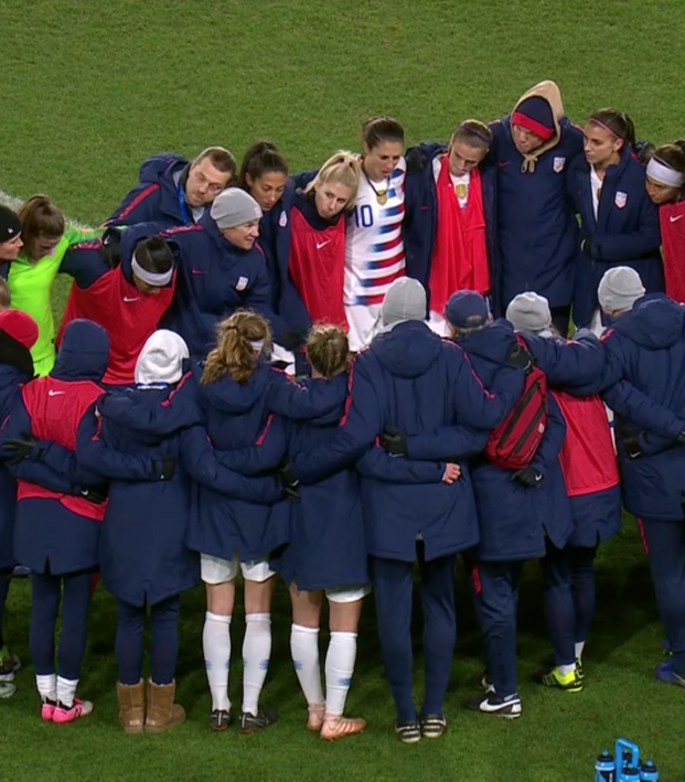 USWNT vs France Highlights 2019
