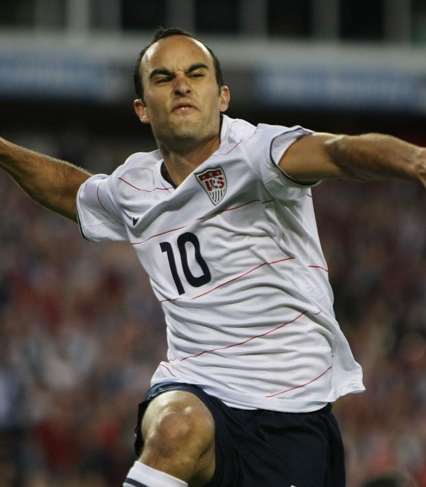 Landon Donovan Indoor Salary