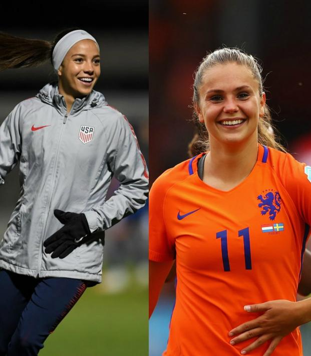 2c2ce82e90d 18 Women's World Cup Players You'll Fall In Love With In 2019