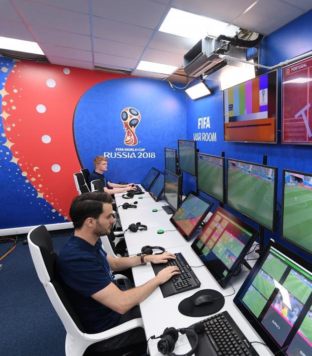 Women's World Cup VAR