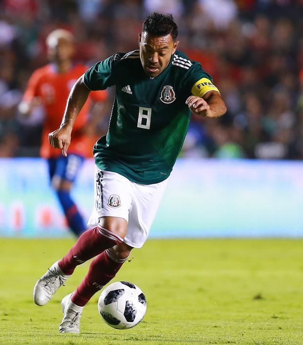 Marco Fabian Transfer MLS