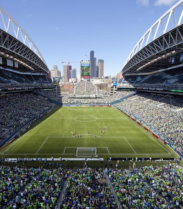 Six Clubs In MLS With Turf Playing Surfaces