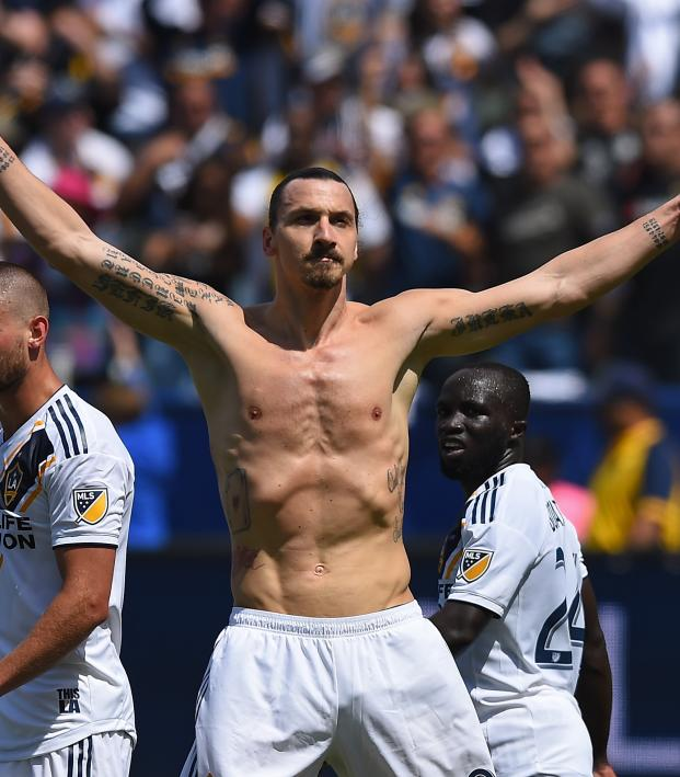 Zlatan Apex Legends