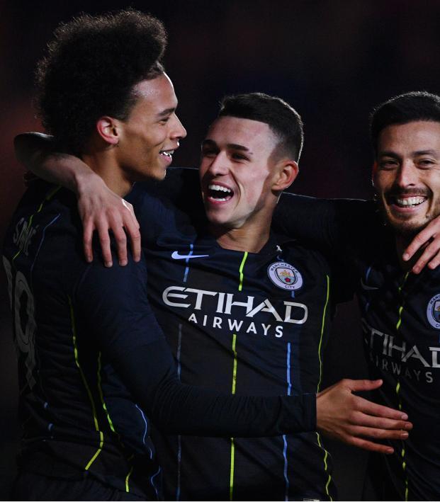 Man City vs Newport Highlights