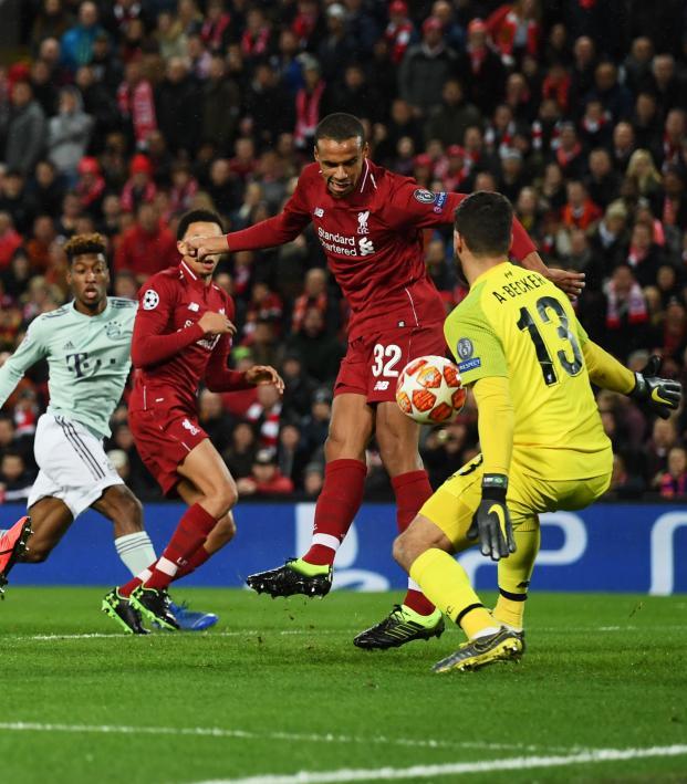 Liverpool München