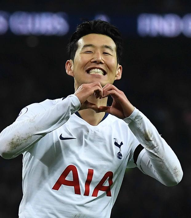 Son Heung-min Wife