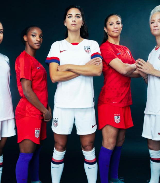 USWNT World Cup jersey