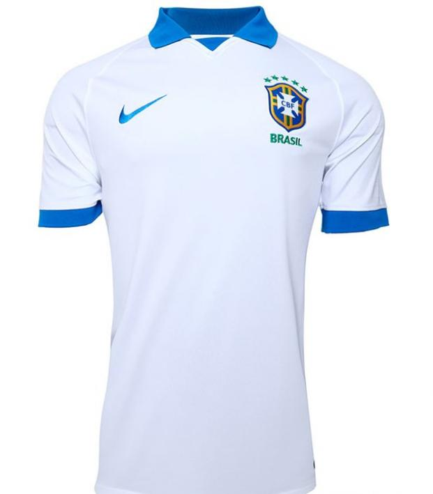 31323a3a80d White Brazil Jersey For 2019 Copa America Is Stunning