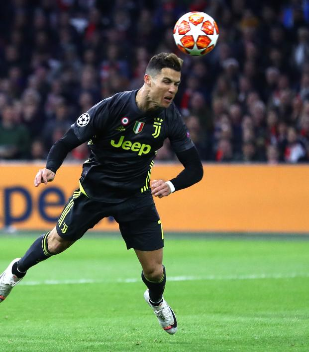 Ajax vs Juventus Highlights First Leg