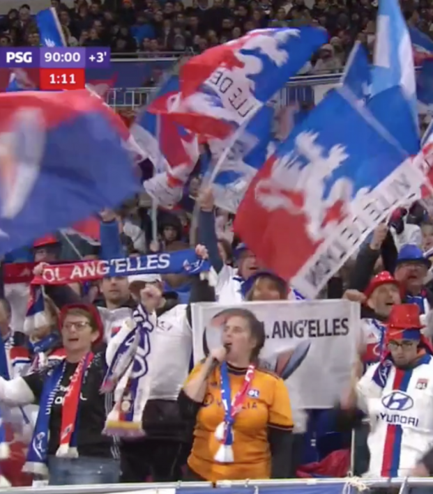 Lyon Women vs PSG Highlights
