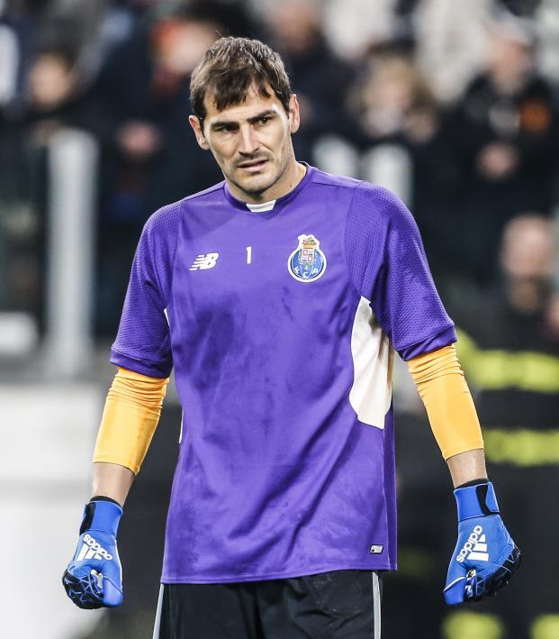17de7f899 Iker Casillas Heart Attack Sends Goalie To Hospital