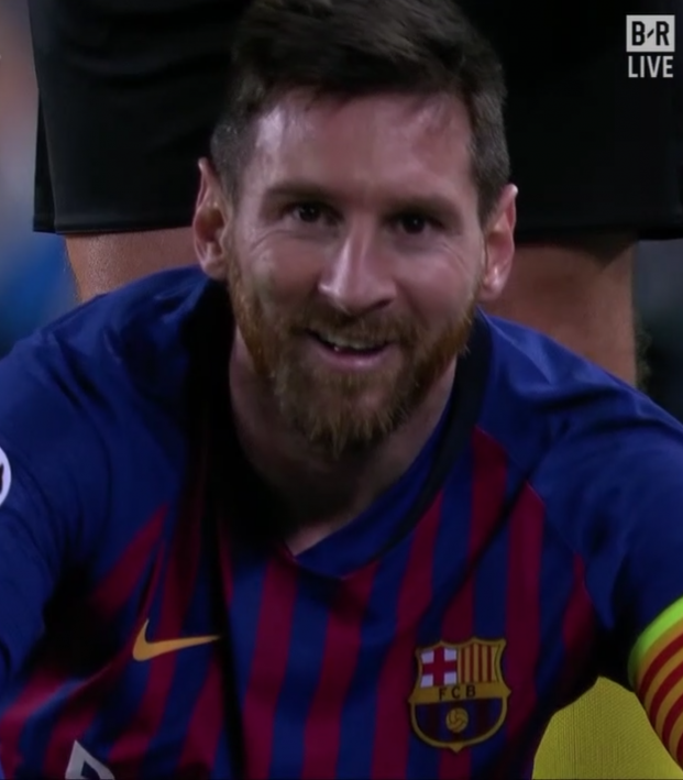 Messi vs Milner