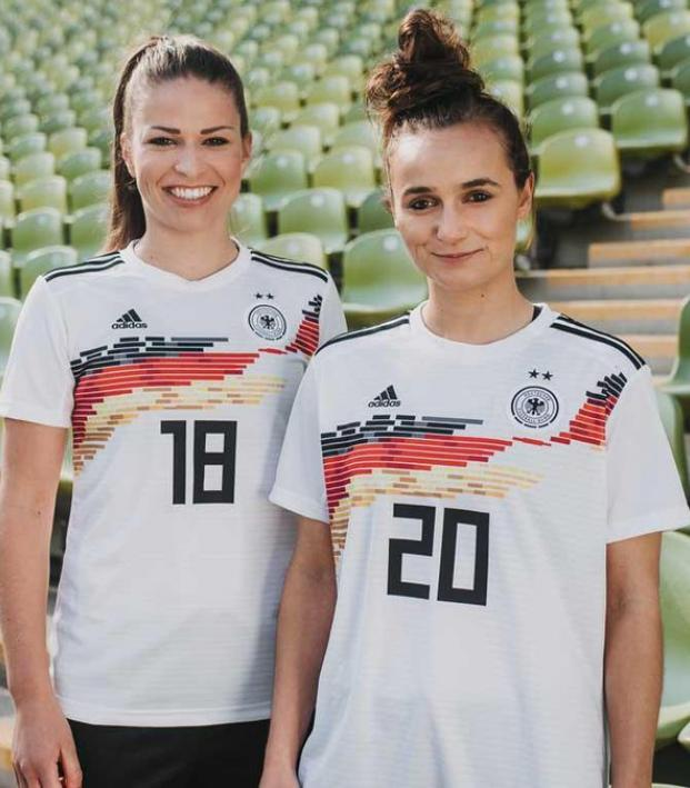 The Spectacular Range Of adidas Women's World Cup Jerseys For 2019