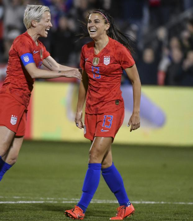 USWNT vs Thailand Preview
