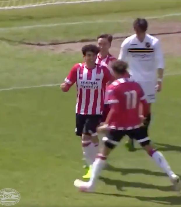 Richard Ledezma Goal vs NAC Breda