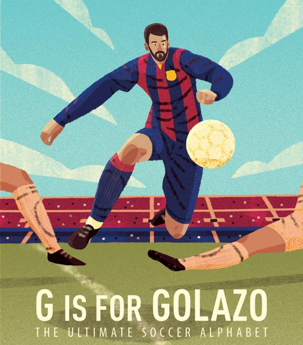 Soccer Children's Book