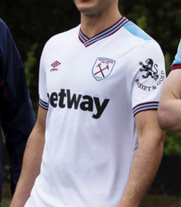 brand new e87f4 3483f West Ham 2019-20 Kits Are A Stylish Throwback To Yesteryear