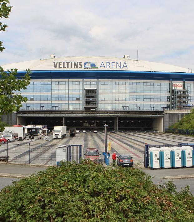 Schalke Fan Charged