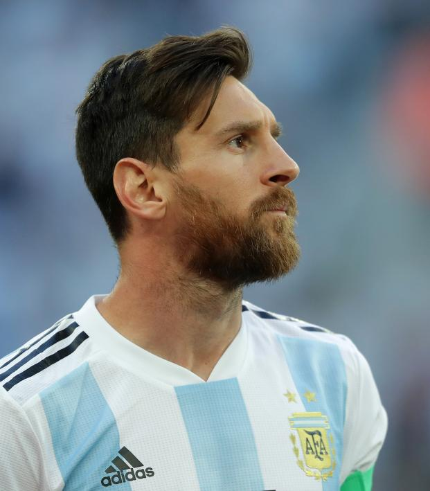 Lionel Messi Ban