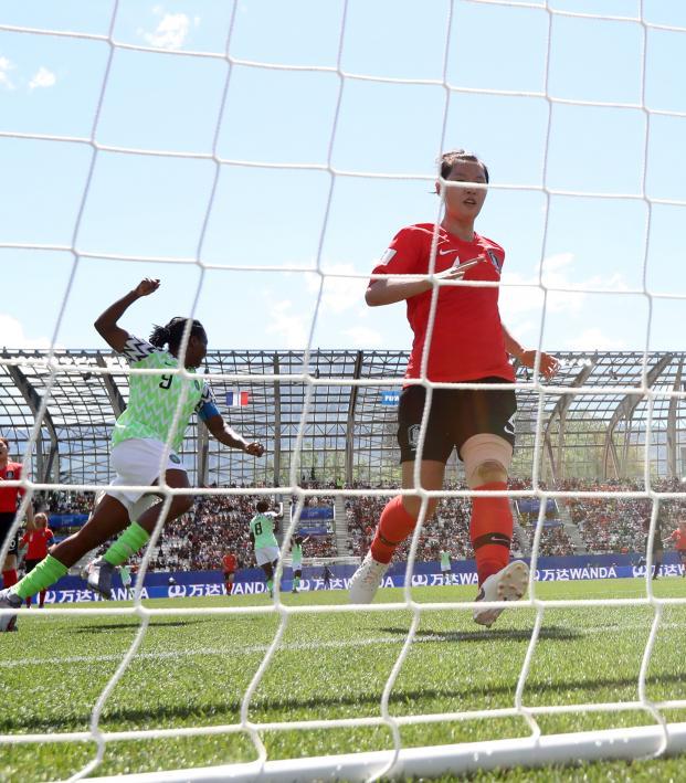 South Korea Own Goal