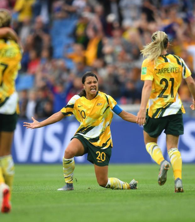 Australia vs Brazil Highlights