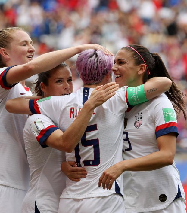 How To Watch USA-France Women's World Cup