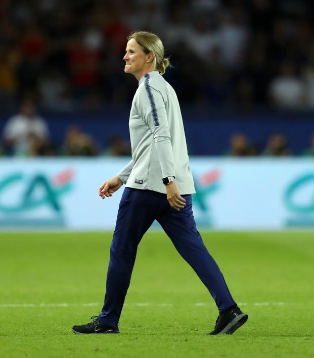 Jill Ellis, USA vs France Highlights