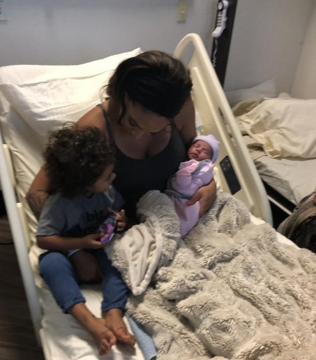 Sydney Leroux Baby