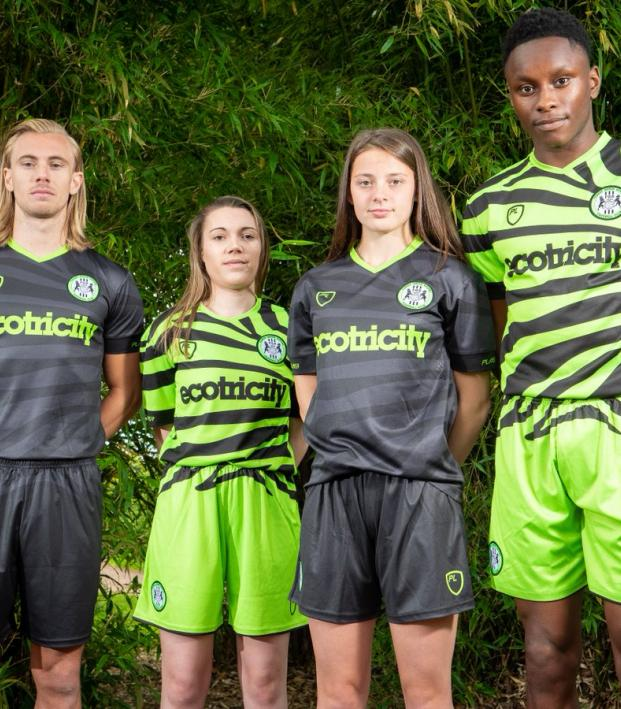Forest Green Rovers Kit 2019-20