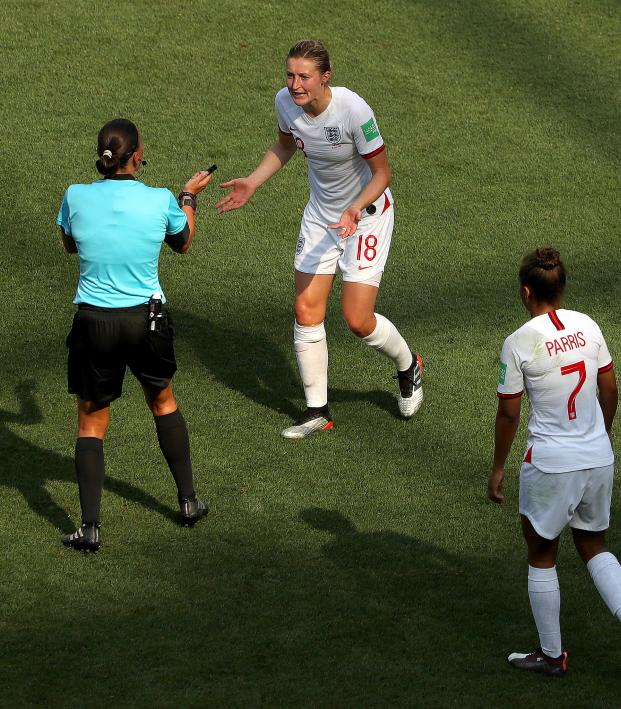 WWC Third-Place Game