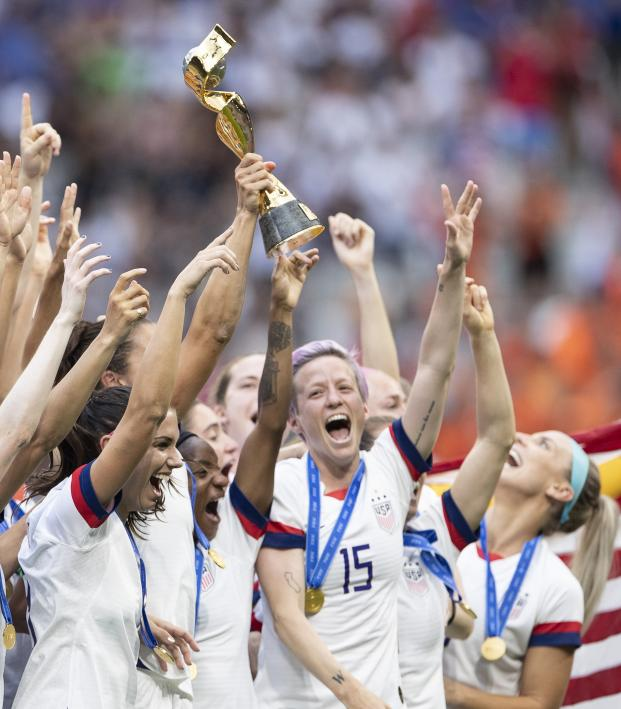 USWNT Victory Tour 2019