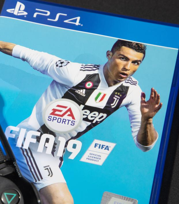 Is Juventus In Fifa 20 Kind Of Sort Of Maybe