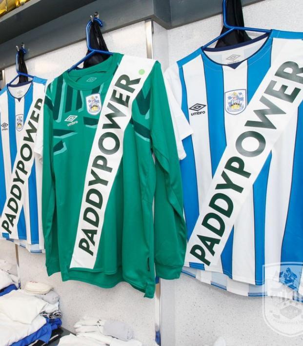 Huddersfield Kit 2019-20